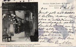 Hotels Saint-james & Albany, Paris Face Aux Jardins Des Tuileries - Cafés, Hôtels, Restaurants