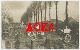 59 NORD HALLUIN Menen Menin Occupation Allemande Nordfrankreich Flandern 1915 - France