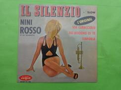 Disque Vogue- Il Silenzio Slow Nini Rosso Et Sa Trompette - Vinyl Records