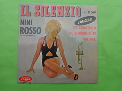 Disque Vogue- Il Silenzio Slow Nini Rosso Et Sa Trompette - Vinyles