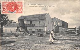 CPA SOUDAN KAYES VUE PRISE APRES L'INONDATION DU 22 AOUT 1906 - Soudan