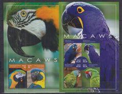 M41. Nevis - MNH - Animals - Birds - 2014