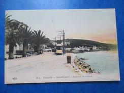 VAR  83  TOULON   -   MOURILLON   -   BOULEVARD  DU LITTORAL    ANIME    TTB - Toulon