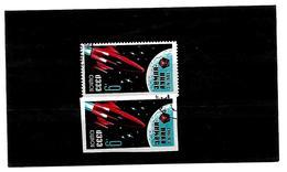 EDY 36 - RUSSIA URSS 1963 , Lunik IV Usato : Dentellato E NON