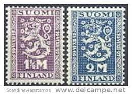 Finland 1927 10 Jaar Onafhankelijk PF-MNH-NEUF