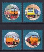 THAILAND 2017 120th Anniversary Of The State Railway Of Thailand - Eisenbahnen