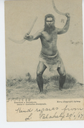 AUSTRALIE - Australian Aboriginals - THROWING A BOOMERANG - Aborigènes