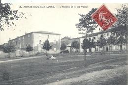 LOIRE - 42 - MONISTROL SUR LOIRE - Hospice Et Pré Vescal - Autres Communes