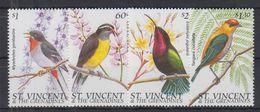 M41. St Vincent & Grenadines - MNH - Animals - Birds