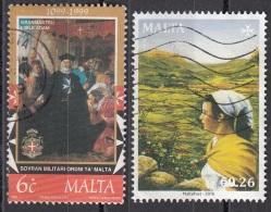 962 Malta 1999-2016 Grandmaster L'Isle Adam - Painting Landscape Used