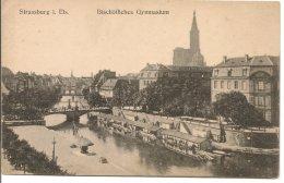 L103A_431 - Strassburg I. Els - Bischöfliches Gymnasium - Strasbourg