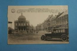 St-Ghislain Grand'Place Et Hôtel De Ville - Saint-Ghislain