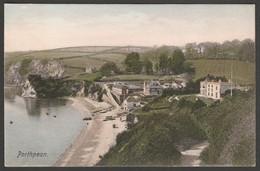 Porthpean, Near St Austell, Cornwall, C.1905 - Frith's Postcard - England