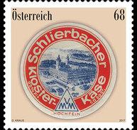 Oostenrijk / Austria - Postfris / MNH - Schlierbach Kaas 2017