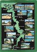 Les Bords De La Rance ...édit  Emge La Richardais Plouer Pleudihen St Jouan St Suliac..CPSM Grd Format Année 1960 - Basse-Normandie