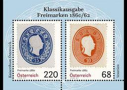 Oostenrijk / Austria - Postfris / MNH - Sheet Oude Postzegels 2017