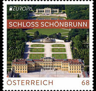 Oostenrijk / Austria - Postfris / MNH - Europa, Kastelen 2017