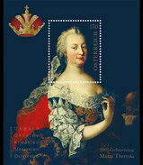 Oostenrijk / Austria - Postfris / MNH - Sheet Maria Theresa 2017