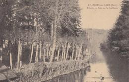 CPA  27  TILLIERES-SUR-AVRE - L'Avre Au Pont De La Guillerie - Tillières-sur-Avre