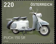 Oostenrijk / Austria - Postfris / MNH - Puch 150 SR 2017