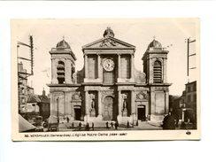 Cp - VERSAILLES (78) - L'église Notre Dame