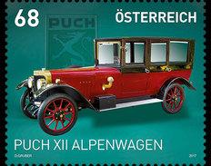 Oostenrijk / Austria - Postfris / MNH - Puch XII Alpenwagen 2017