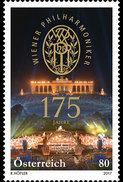 Oostenrijk / Austria - Postfris / MNH - 175 Jaar Philharmonisch Orkest Wenen 2017