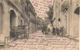 Le Pouget: Grande Rue - France