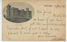 ROYAUME UNI - SCOTLAND - ARBROATH - Water Tower (1902) - Angus