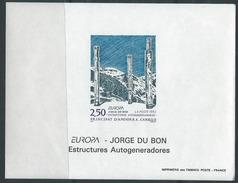 ANDORRE - EPREUVE DE LUXE -  Europa 1993 - Endroit Païen à Encamp