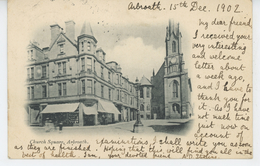 ROYAUME UNI - SCOTLAND - ARBROATH - Church Square (1902) - Angus