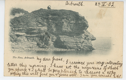 ROYAUME UNI - SCOTLAND - ARBROATH - The Ness (1902) - Angus