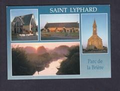 CPSM St Saint Lyphard - Parc De La Briere ( Multivues Ed. JOS) - Saint-Lyphard