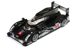 Audi R18 TDI - T. Bernard/R. Dumas/M. Rockenfeller - LMP1 24h Le Mans 2011 #1 - Ixo - Ixo
