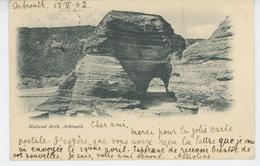 ROYAUME UNI - SCOTLAND - ARBROATH - Natural Arch (1902) - Angus