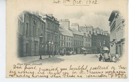 ROYAUME UNI - SCOTLAND - ARBROATH - High Street (1902) - Angus