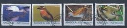 ANGOLA :  (o)  Oiseaux Divers De 1999