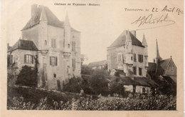 """TONNERRE - Chateau D"""" VEZINNES - Ruines     (97073) - Tonnerre"""