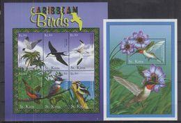 N41. St Kitts - MNH - Animals - Birds