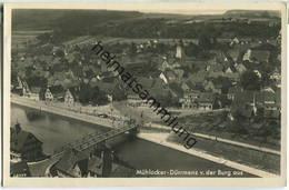 Mühlacker-Dürrmenz - Foto-Ansichtskarte - Mühlacker