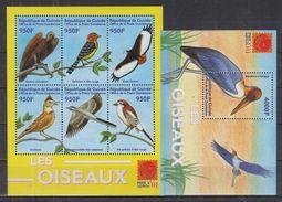 N41. Guinea - MNH - Animals - Birds