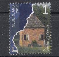 Nederland - Mooi Nederland 2017 - Beek- En Rivierdalen - Dommel - Veerhuis 't Vaantje - MNH - Monumenten