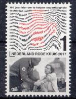 Nederland - 22 Mei 2017  - 150 Jaar Rode Kruis In Nederland - MNH - Zegel 3 -  Zonder Tab