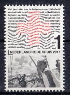 Nederland - 22 Mei 2017  - 150 Jaar Rode Kruis In Nederland - MNH - Zegel 4 -  Zonder Tab