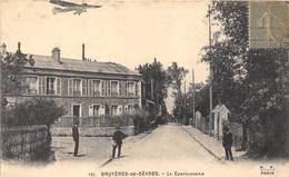 92-BRUYERE-DE-SEVRES- LA CARTOUCHERIE - Sevres