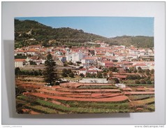 MONCHIQUE 1960 YEARS PORTUGAL ALGARVE PARTIAL VIEW POSTCARD - Faro