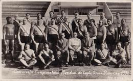 CHAMPIONNAT MONDIAL De LUTTE GRECO-ROMAINE / GRECO-ROMAN WRESTLING CHAMPIONSHIP - VRAIE PHOTO / PHOTO ~ 1934 (w-292) - Lutte