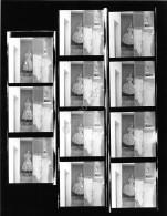 Fotografia Moda Anni '60 Abito Imec Per  Rhodia Provini Redazionale 6B - Fotos