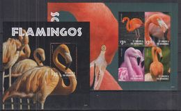 N41. St Vincent & Grenadines - MNH - Animals - Birds - 2015