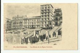 Blankenberge  *  Les Hotels De La Digue Centrale